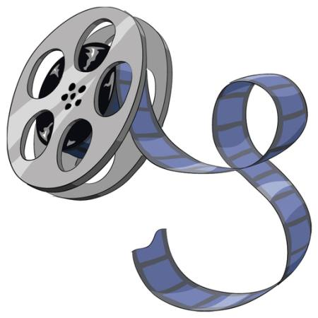 tape, film, rolle Dedmazay - Dreamstime
